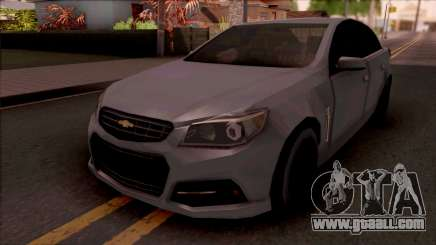 Chevrolet SS 2014 Lowpoly for GTA San Andreas