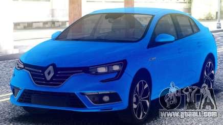 Renault Megane 4 for GTA San Andreas
