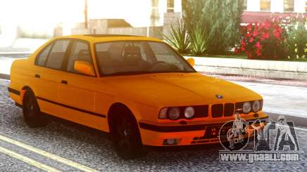 BMW E34 M for GTA San Andreas