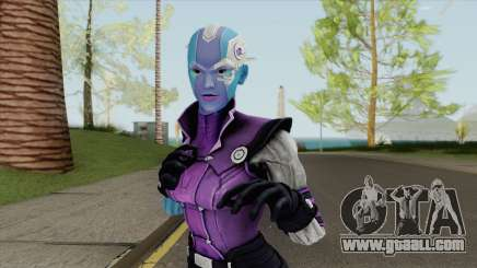 Nebula (Marvel Ultimate Alliance 3) for GTA San Andreas