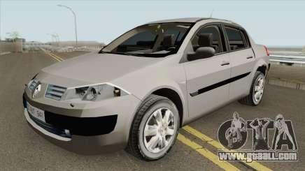 Renault Megane II 2004 for GTA San Andreas