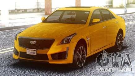 Cadillac CTS-V 2016 for GTA San Andreas