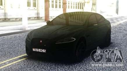 Jaguar XF for GTA San Andreas