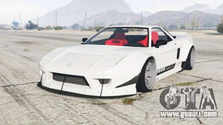 Honda NSX (NA1) Rocket Bunny for GTA 5