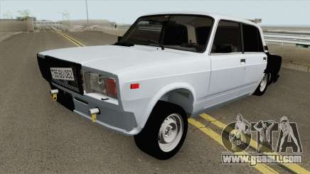 VAZ 2107 AZE (Xuliqan Style) for GTA San Andreas