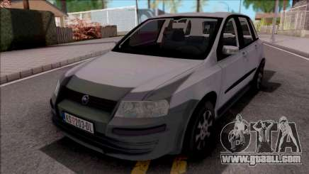 Fiat Stilo JTD for GTA San Andreas