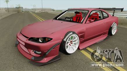 Nissan Silvia S15 Vertex Kit 2000 for GTA San Andreas