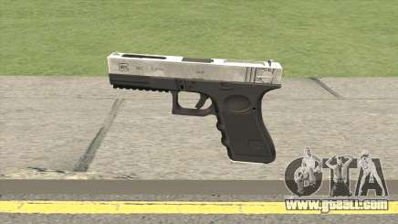 Glocks 18C V2 for GTA San Andreas