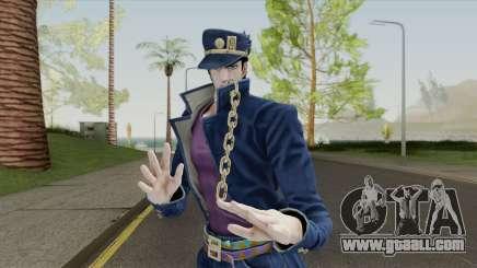Jump Force - Jotaro Kujo for GTA San Andreas
