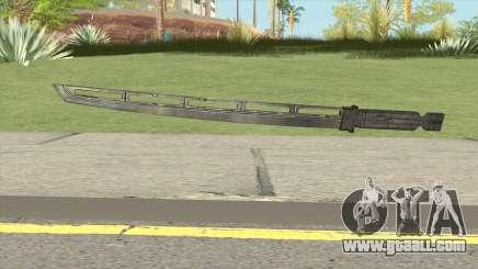 Ronin Sword for GTA San Andreas