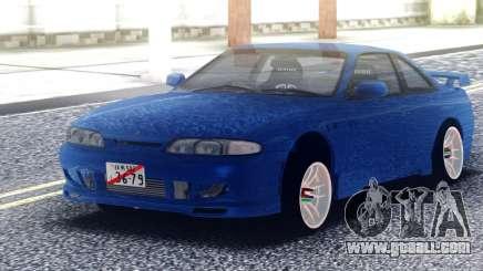 Nissan Silvia S14 326Power Bodykit private for GTA San Andreas