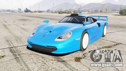 Porsche 911 GT1 (996) for GTA 5