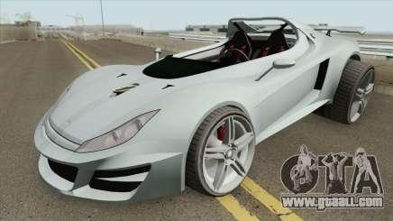 Ocelot Locust GTA V (Stock) IVF for GTA San Andreas