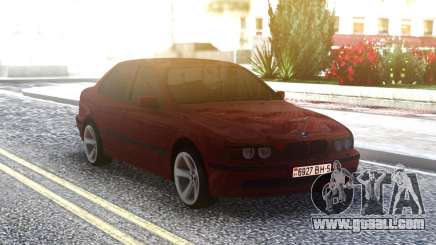 BMW E39 540i for GTA San Andreas