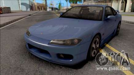 Nissan Silvia S15 2000 for GTA San Andreas