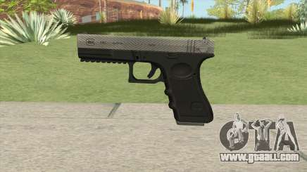 Desert Eagle (Carbon) for GTA San Andreas