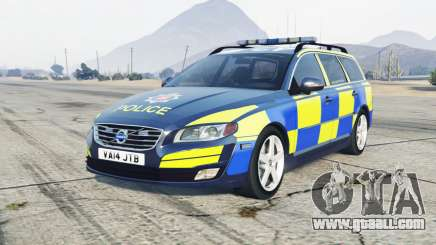 Volvo V70 2014 Essex Police for GTA 5