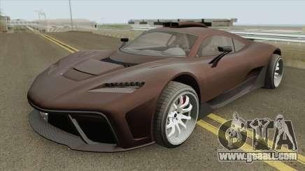Benefactor Krieger GTA V for GTA San Andreas