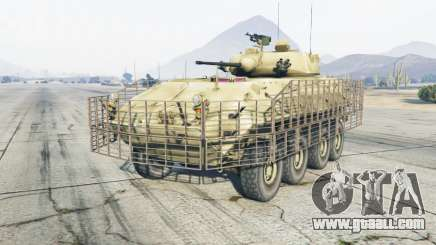 LAV-25 for GTA 5