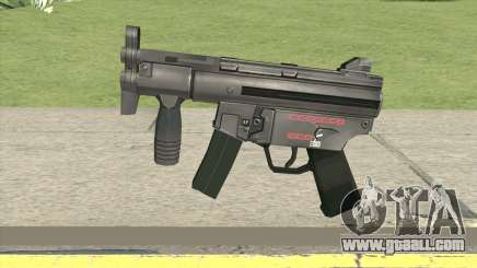 Deutsche M9K (007 Nightfire) for GTA San Andreas