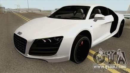 Audi R8 V10 IVF for GTA San Andreas