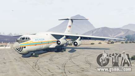 Il-76M for GTA 5