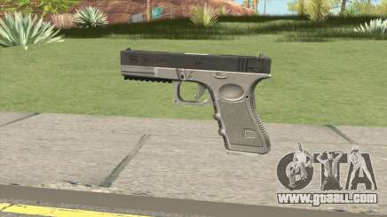 Glocks 18C V1 for GTA San Andreas