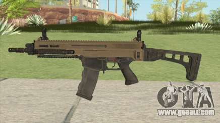 CZ-805 Assault Rifle for GTA San Andreas