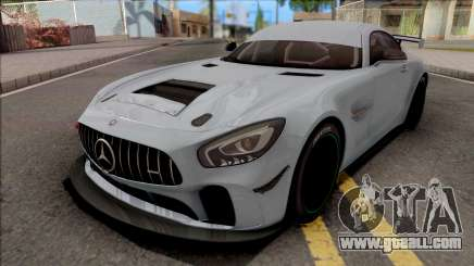Mercedes-AMG GT4 2018 for GTA San Andreas