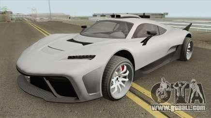 Benefactor Krieger GTA V (Stock) for GTA San Andreas