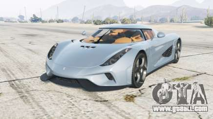 Koenigsegg Regera 2016 for GTA 5