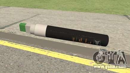 MTN Marker Knife for GTA San Andreas