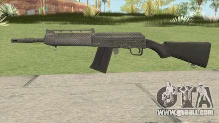 Rifle (Carbon) for GTA San Andreas