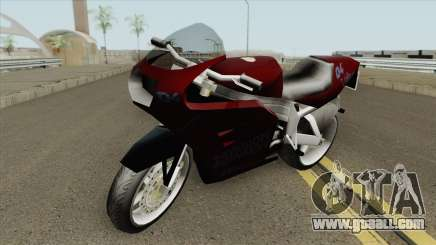 Bikes for GTA San Andreas with automatic installation