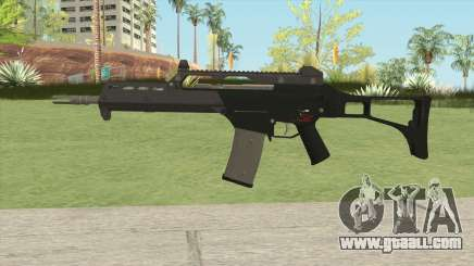 G36K Assault Rifle for GTA San Andreas