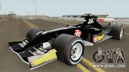 Indy Car (Havoline Racing) for GTA San Andreas