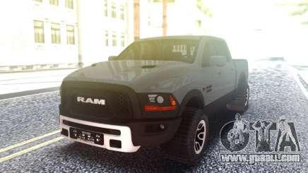 Dodge RAM 1500 Offroad for GTA San Andreas