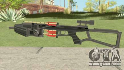 Delta Repeater (007 Nightfire) for GTA San Andreas