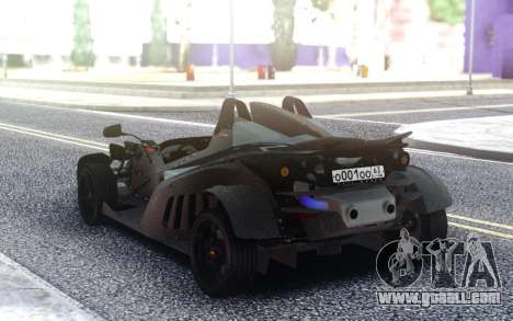 KTM X-Bow R for GTA San Andreas