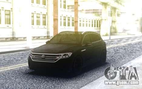 Volkswagen Touareg 3.0 TFSI AT 340 л.с. The all- for GTA San Andreas