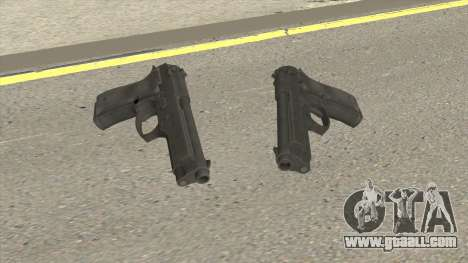 Insurgency Beretta M9 for GTA San Andreas
