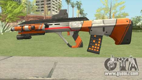 AUG A3 (PBST Series) From Point Blank for GTA San Andreas