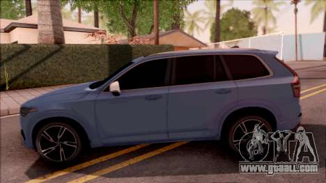 Volvo XC90 for GTA San Andreas