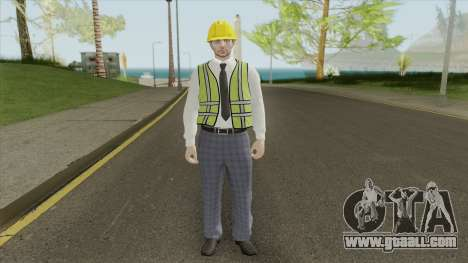 Male V2 (GTA Online Random Skin) for GTA San Andreas
