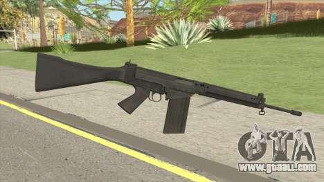 Boogaloo FN-FAL for GTA San Andreas
