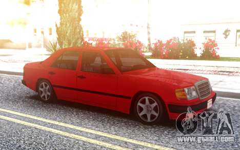 Mercedes-Benz W124 1-ST Generation LQ for GTA San Andreas