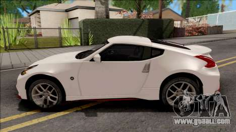 Nissan 370Z Nismo for GTA San Andreas