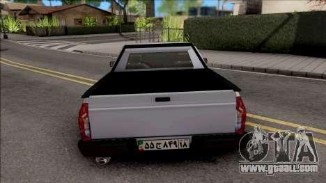 Ikco Arisun Irani for GTA San Andreas