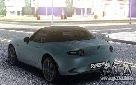 Mazda MX-5 16 for GTA San Andreas