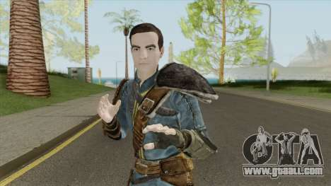 Lone Wanderer (Fallout 3) for GTA San Andreas